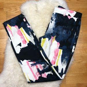 Kate Spade Saturday Abstract Pants